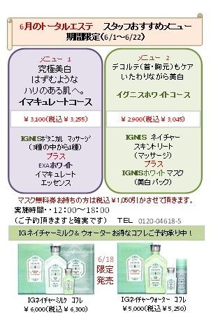 ALBION・IGNIS ~ききかじり~-2012-5-31-1